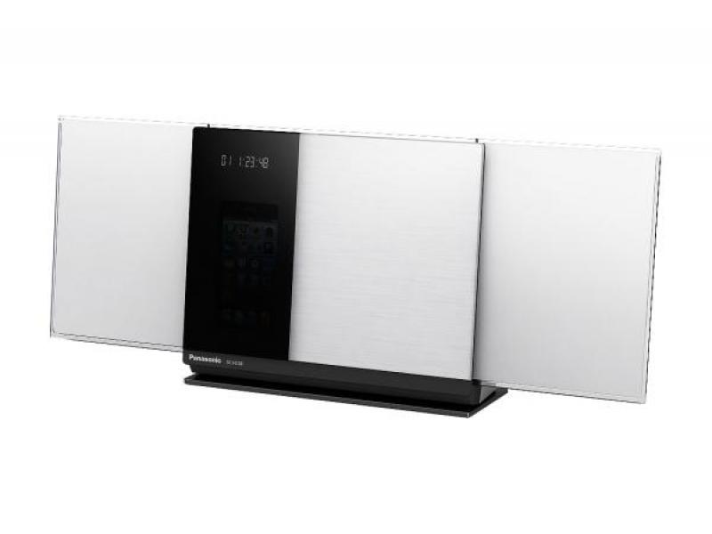 Музыкальный центр Panasonic SC-HC38EE-W White