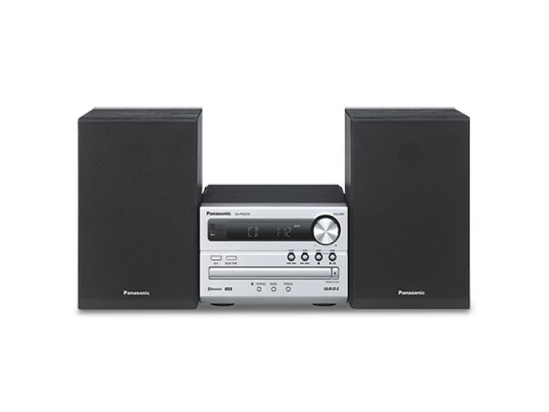 Музыкальный центр Panasonic SC-PM250EE-S Silver