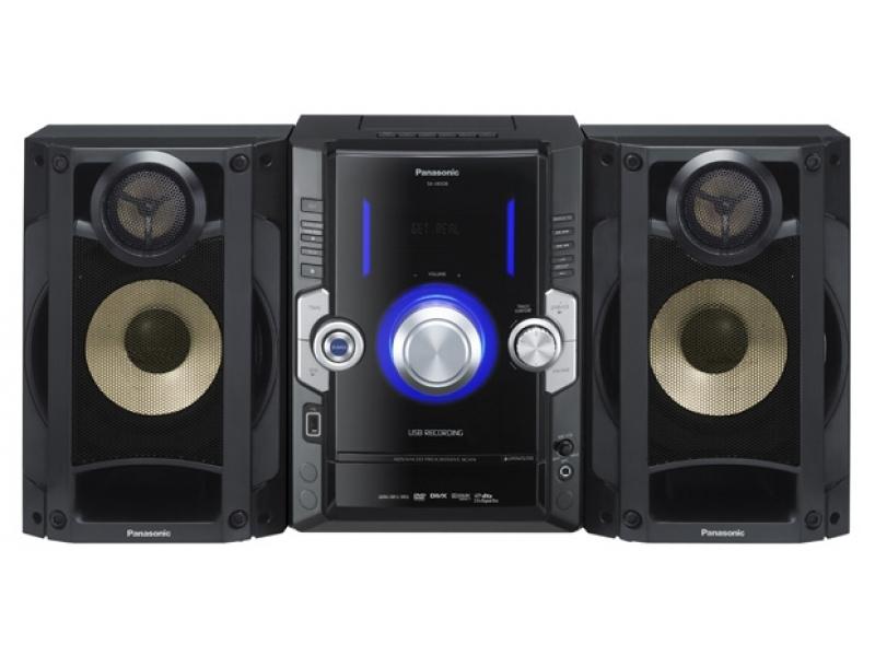 Музыкальный центр Panasonic SC-VKX20EE-K Black