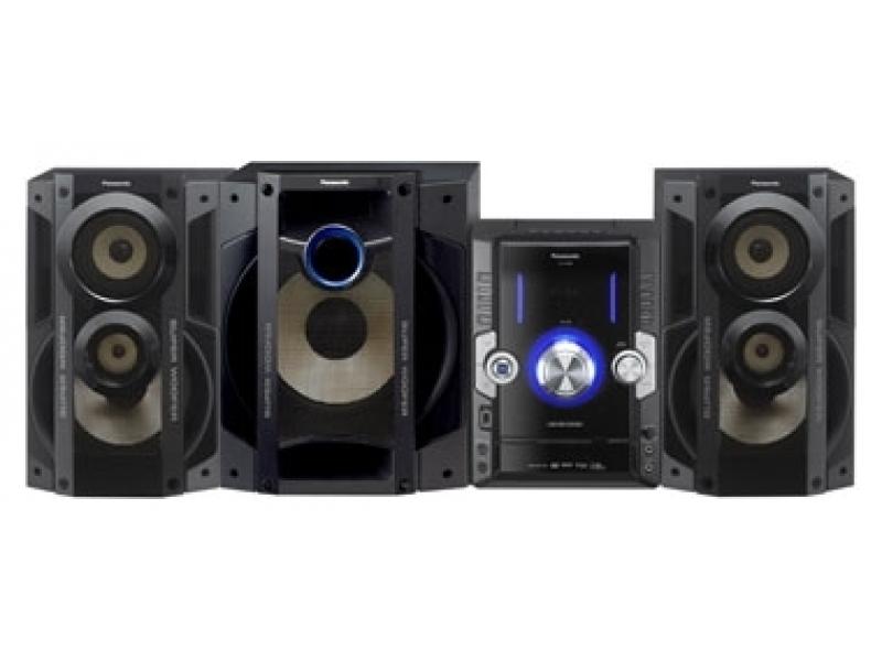 Музыкальный центр Panasonic SC-VKX80EE-K Black