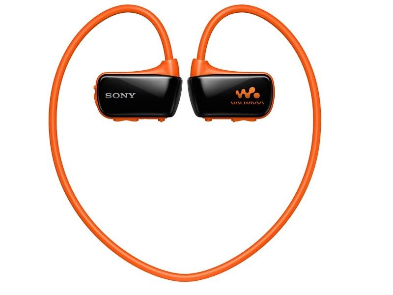 MP3 плеер Sony NWZ-W274S Orange
