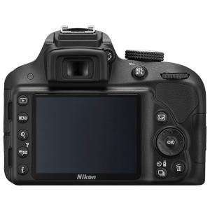 Зеркальный фотоаппарат Nikon D3300 + 18-55VRII Black