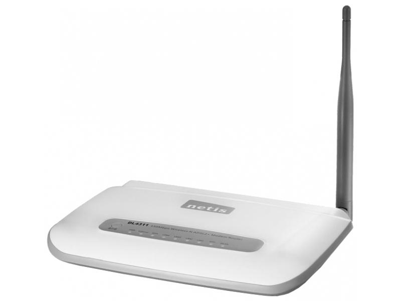 ADSL модем Netis TD DL4311