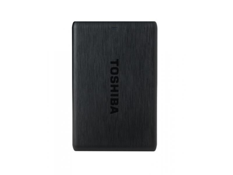 Внешний жесткий диск Toshiba (HDTP110EK3AA) Store Plus Black