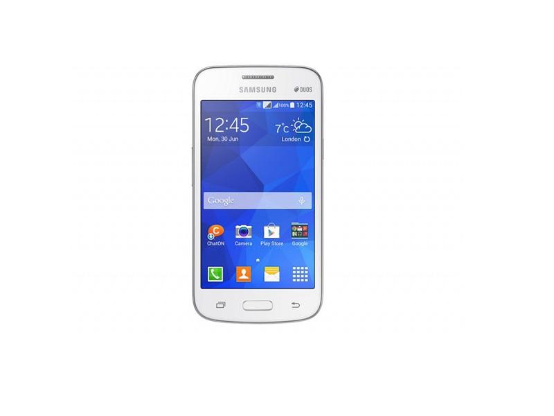 Смартфон Samsung Galaxy Star 2 Plus SM-G350 Duos White