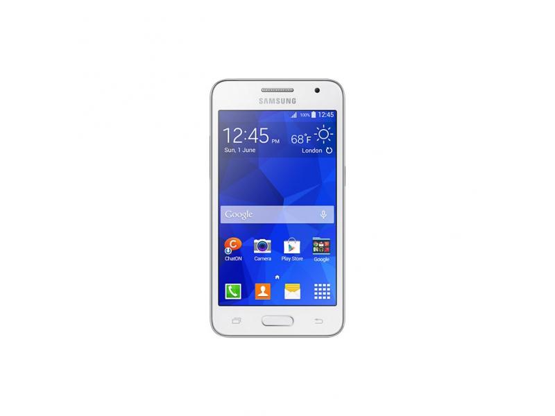 Смартфон Samsung Galaxy Core 2 Duos (SM-G355HZWDSKZ) White