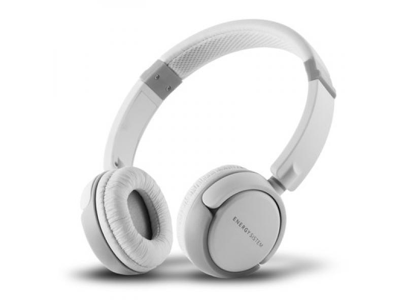 Наушники Earphones Energy 300 DJ White/Gray Freestyle