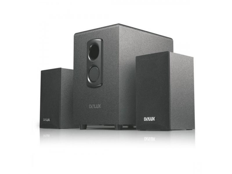 Звуковые колонки Delux DLS-X550JB