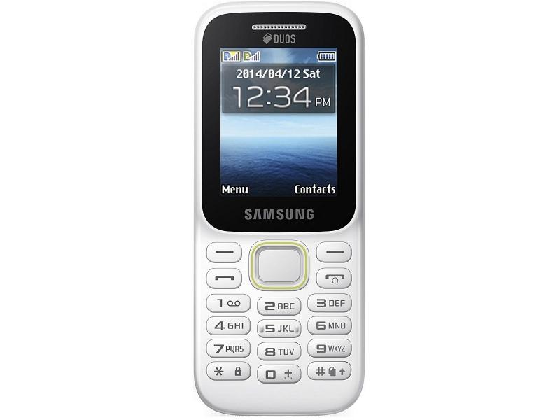 Мобильный телефон Samsung Piton SM-B310 White