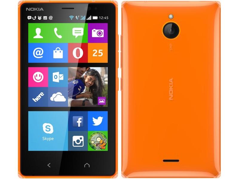 Смартфон Nokia X2 Orange