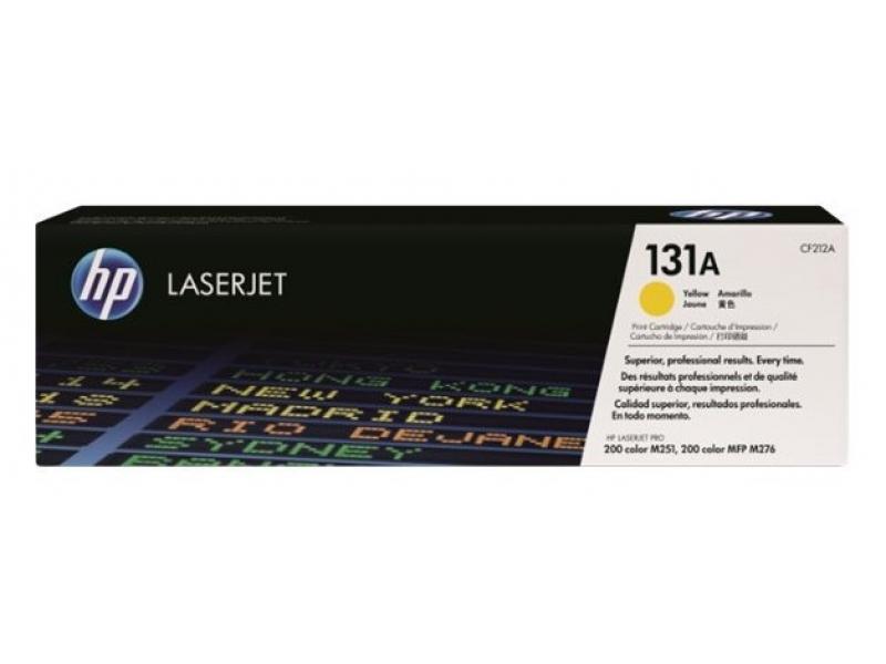 Картридж HP-LJ CP Pro 200M251 CF212A Yellow