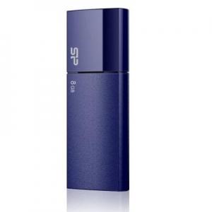Флэшка Silicon Power Ultima U05 (SP008GBUF2U05V1D) Blue