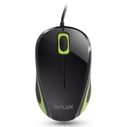 Мышь Delux DLM-133OUB