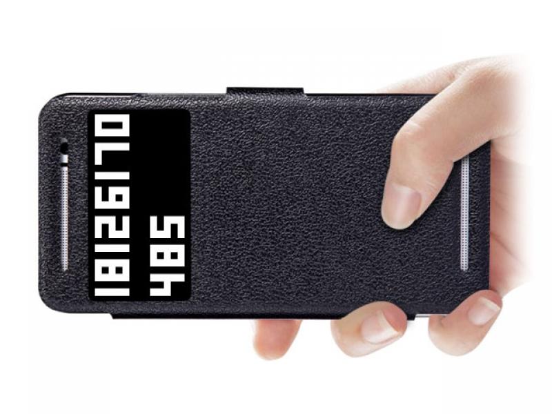 Чехол для мобильного телефона Nillkin Fresh Series Leather Case NLK-5814 Black
