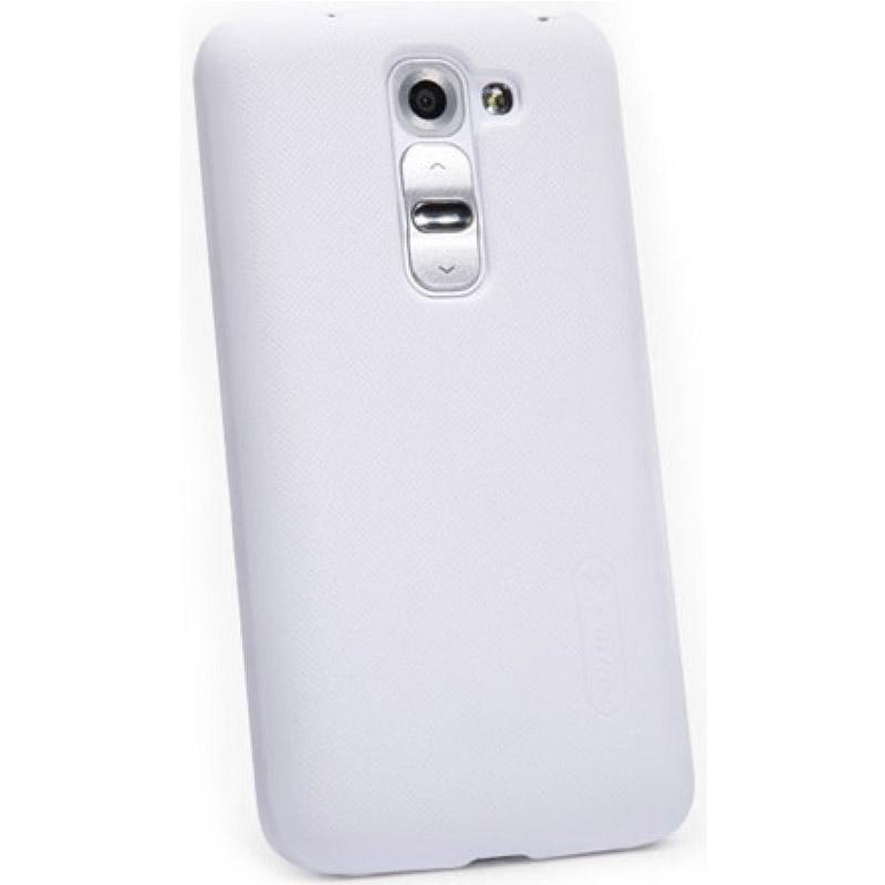 Чехол для мобильного телефона Nillkin Hard Case NLK-5488 Для LG G2 Mini D618 White