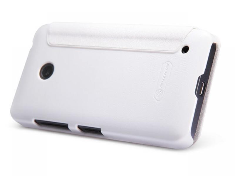 Чехол для мобильного телефона Nillkin Sparkle Leather Case NLK-5668 White