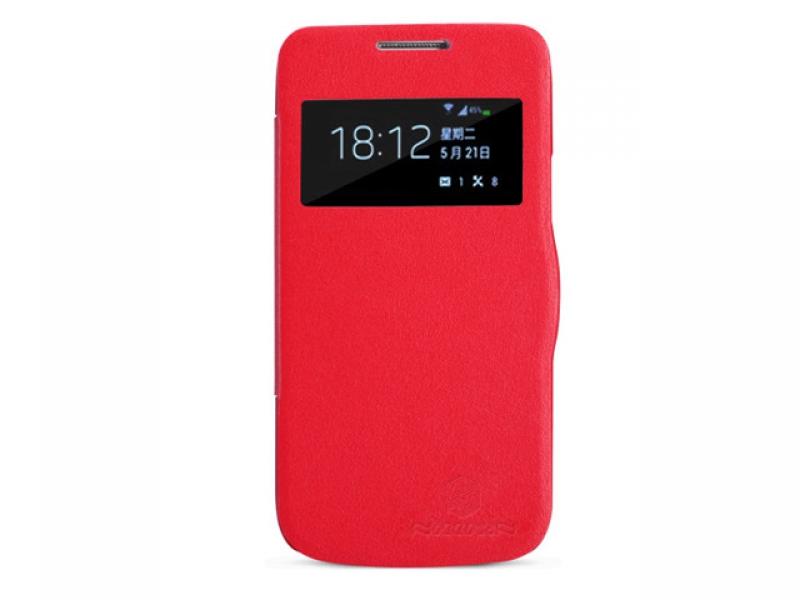 Чехол для мобильного телефона Nillkin V-Series Leather Case NLK-3976 Red