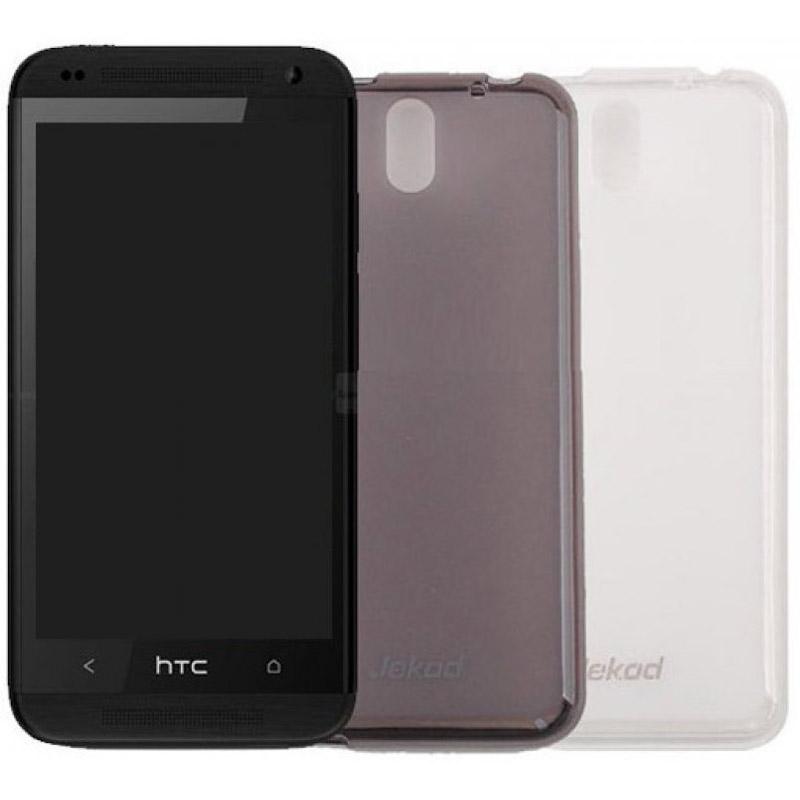 Чехол для мобильного телефона Jekod Soft Case JSC-5609 Для HTC Desire 610 White
