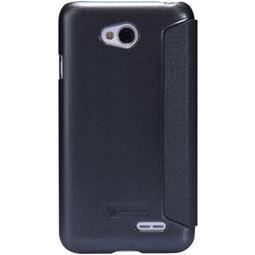 Чехол для мобильного телефона Nillkin Sparkle Leather Case NLK-5568 Для LG L70 D325 Black