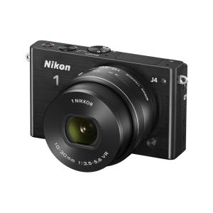 Цифровой фотоаппарат Nikon 1 J4 Black