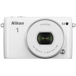 Цифровой фотоаппарат Nikon 1 S2 White