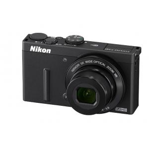 Цифровой фотоаппарат Nikon Coolpix P340 Black