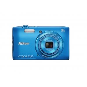 Цифровой фотоаппарат Nikon Coolpix S3600 Blue