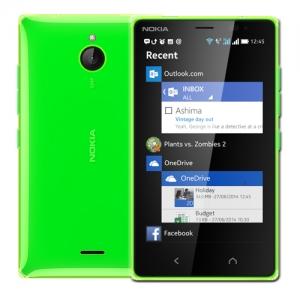 Смартфон Nokia X2 Green