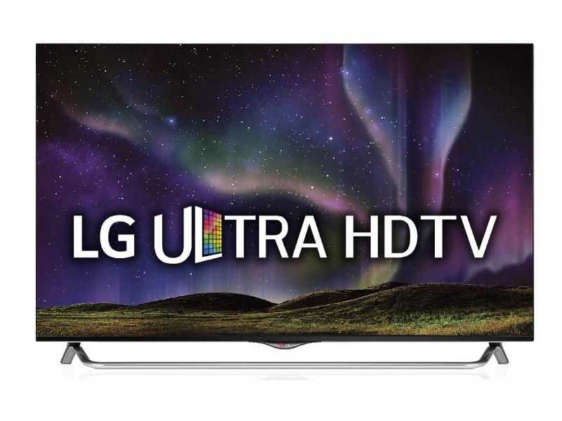 Телевизор Lg 55UB820V