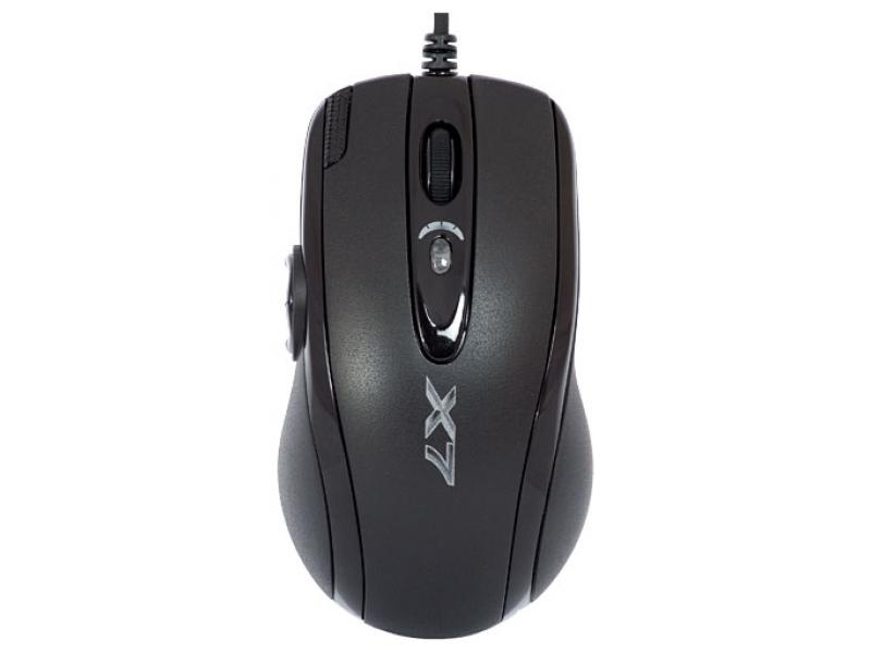 Мышь A4tech X7 F6 Black