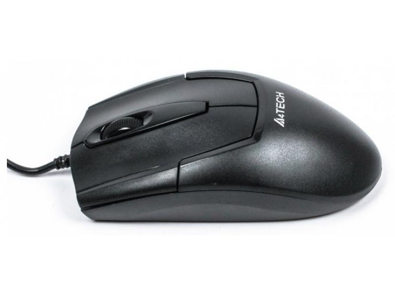 Мышь A4tech V-Track N-301 Black