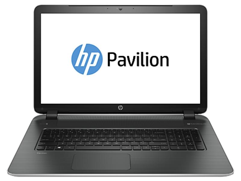 Ноутбук HP Pavilion 17-f009er (J1X75EA) Grey/Black
