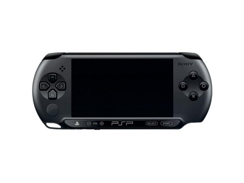 Игровая система Sony Psp E1003 Black+2 Игры