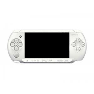 Игровая система Sony PSP E1004 White+2 Игры