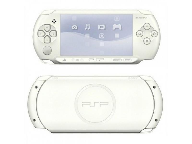 Игровая система Sony Psp E1003 White