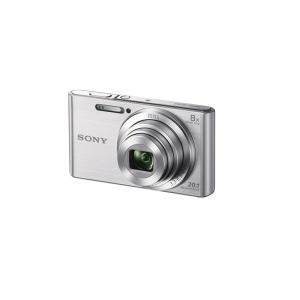 Цифровой фотоаппарат Sony DSC-W830 Silver