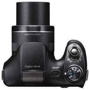Цифровой фотоаппарат Sony DSC-H300 Black