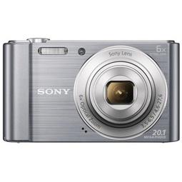 Цифровой фотоаппарат Sony DSC-W810 Silver