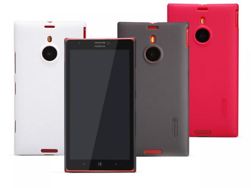 Чехол для мобильного телефона Nillkin Hard Case NLK-4888 Black