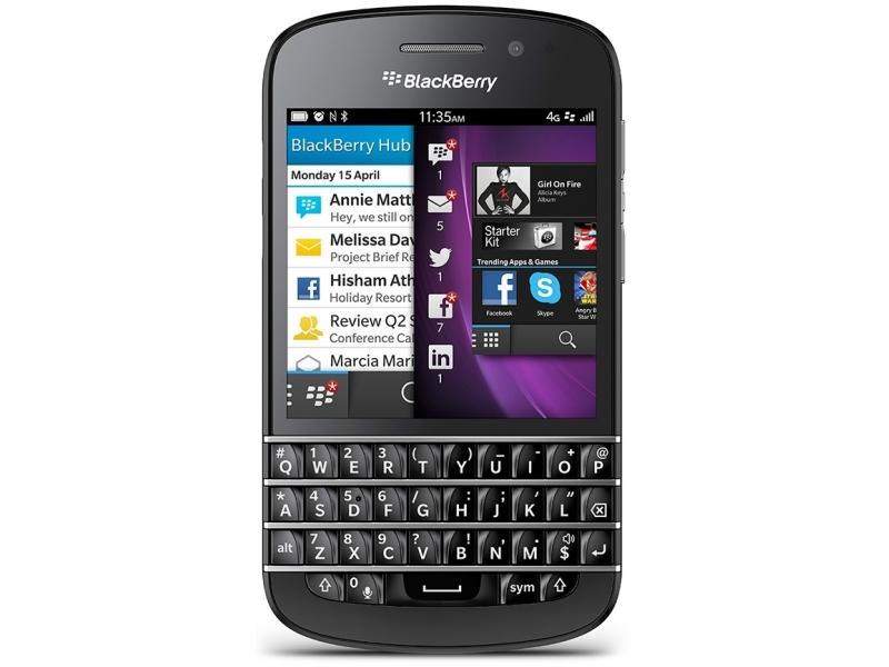 Смартфон Blackberry Q10 Black