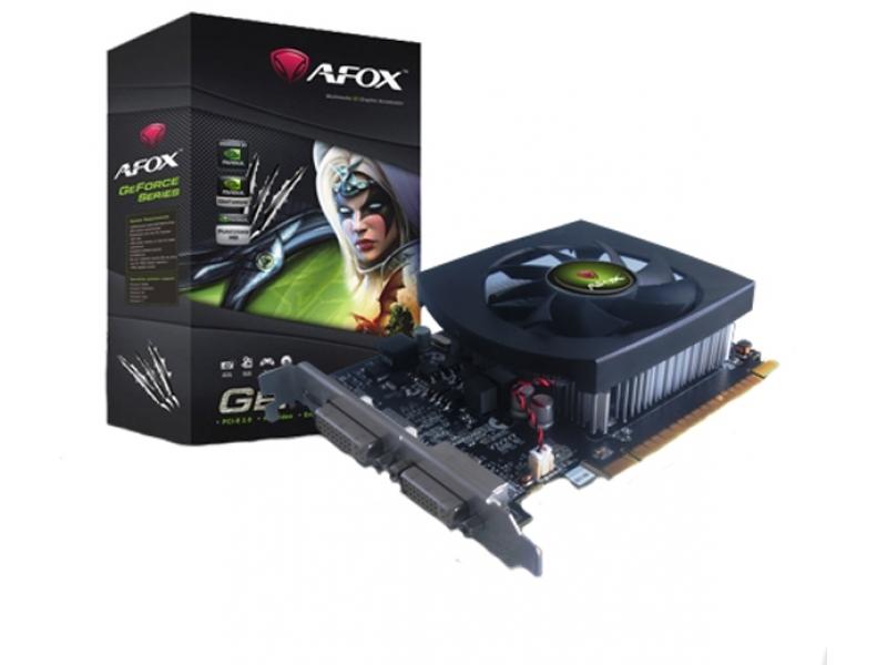 Видеокарта Afox AF650Ti-1024D5H4