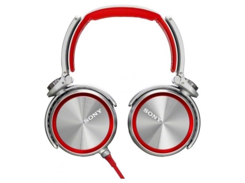 Наушники Sony MDR-XB920 Red