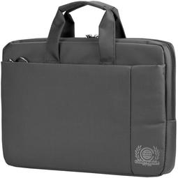 Сумка для ноутбука Continent CC-215GR Grey