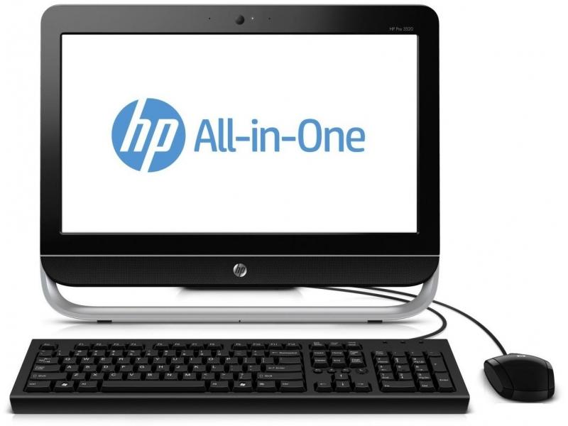 Моноблок HP Pro 3520 (D1V61EA)