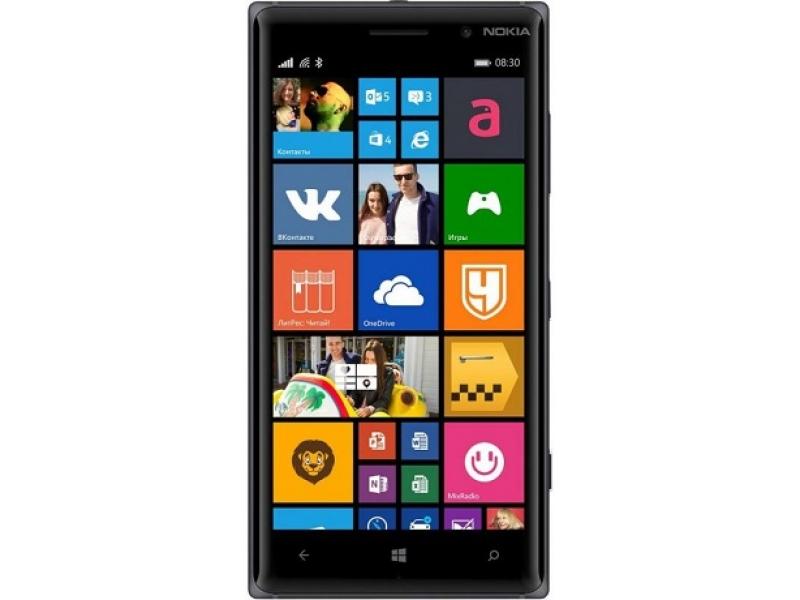 Смартфон Nokia Lumia 830 Black