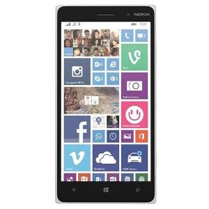 Смартфон Nokia Lumia 830 White