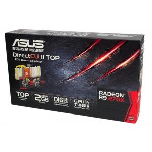 Видеокарта Asus R9270X-DC2T-2GD5