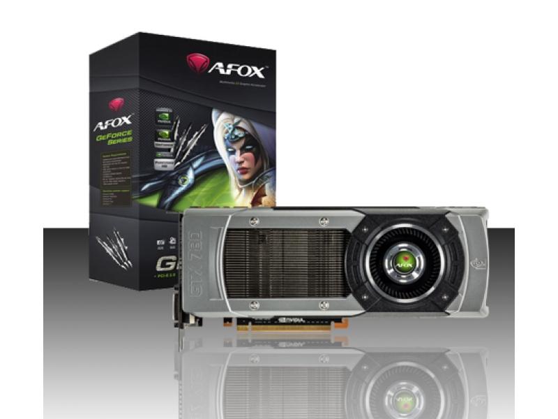 Видеокарта Afox AF780-3072D5H1