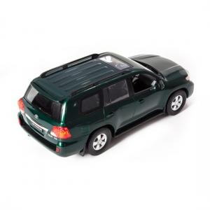 Радиоуправляемая игрушка Rastar Toyota Land Cruiser Green