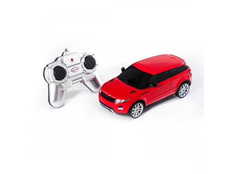 Радиоуправляемая игрушка Rastar RangeRover Evoque 46900R Red